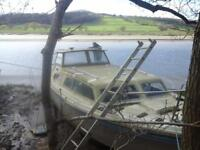 weekend cruiser for sale free moorings conwy