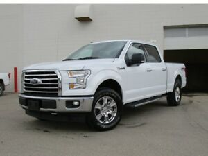 2017 Ford F-150 XLT ONE OWNER LOCAL TRADE IN NO ACCIDENTS TAY...
