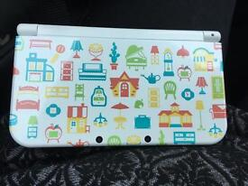 NEW 3DS XL HAPPY HOME DESIGN EDITION