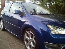 *** FORD FOCUS ST TURBO 06 REG 3 DOOR 12 MONTHS MOT FSH ***