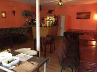 Moroccain restaurant