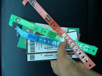 SELLING !!! 2 BVJ TICKETS