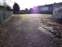 Garage & Lock up secure yard For Sale.St Werburghs Bristol BS2 9UJ with development potential.