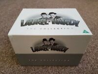 Laurel & Hardy - The Collection [21 Disc Box Set] DVD