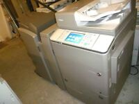 CANON IMAGERUNNER ADVANCED C7270i with BOOKLET FINISHER & FAX (150K)