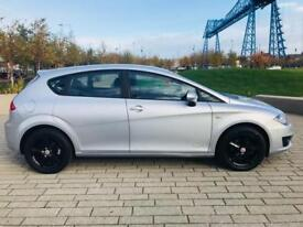 SEAT LEON 1.2 TSI S COPA 5d 103 BHP LOW RATE FINANCE AND 12 (silver) 2011