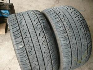 Two 285-35-18 tires $120.00