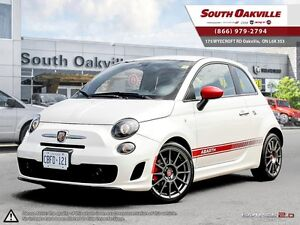 2016 FIAT 500 Abarth $187+TAX BW | HEATED LEATHER | MANUAL
