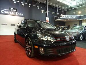 2013 Volkswagen Golf GTI 6 SPEED / SUNROOF / NO ACCIDENTS!