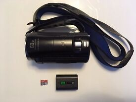 Sony HDR-PJ620 Full HD Handycam Camcorder With Built-In Projector