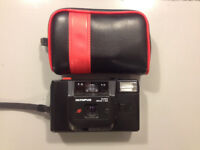 Olympus Trip AF Lomographic style 35mm film compact camera EXTREMELY RARE