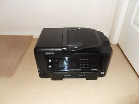 Epson WF-3520 4-in-1 Colour Inkjet Printer Double-Sided Printing