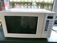 panasonic microwave and grill oven