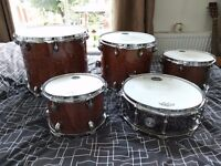 Complete Mapex Armory Rock Fusion Kit W/ Hardware+Cymbal