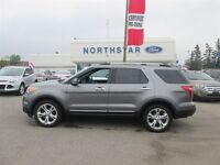 2012 Ford Explorer Limited **POWER AND HEATED SEATS, NAV**