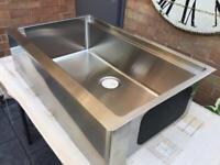 Blanco Cronos - Large Stainless Steel Sink - New / Unused