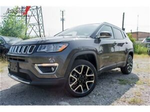 2018 Jeep Compass Limited *Demo*