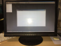 """AOC N20WB 20"""" Widescreen Monitor"""