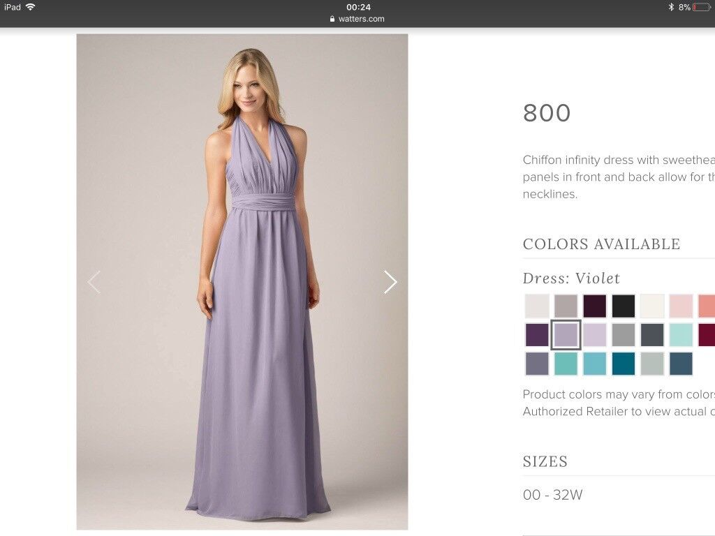 5 beautiful multiway bridesmaid dresses never been worn in 5 beautiful multiway bridesmaid dresses never been worn ombrellifo Image collections