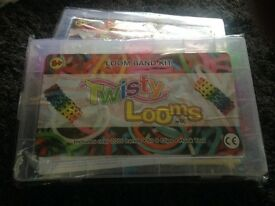 10 Boxes Loom Bands Clearance Price