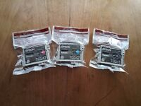 Epson Frog Ink Cartridges TO541/42/43 (Black, Cyan, Magenta)