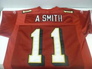 Alex Smith Stitched Football Jersey - We Buy And Sell Jerseys - 113947 - MH318404