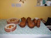 Denby table ware