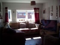 2 bed flat in shirley solihull want 2/3 bed house open to locations