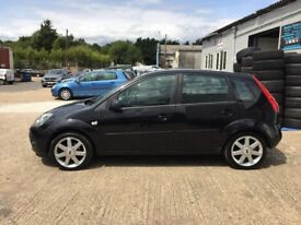 FORD FIESTA 1.4 2008 5 DOOR