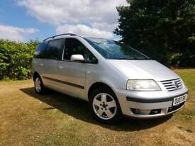 SOLD!! VOLKSWAGEN SHARAN 1.9 TDI PD SE 5dr 1 OWNERS FROM NEW, 2 KEYS