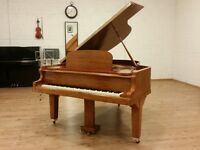 The Lyons Tea Grand Piano | Free UK Delivery