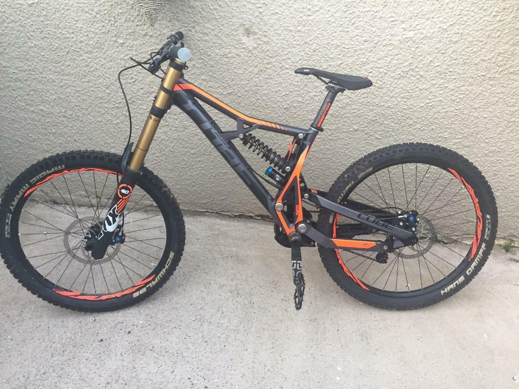 Cube Two15 Pro Downhill Bike In Egremont Cumbria Gumtree