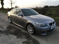 05 BMW 530d m-sport manual may px