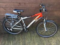 ADULT GIANT BOULDER MOUNTAIN BIKE WITH 21 GEARS
