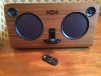 House of Marley - Get Up Stand Up Stereo Speakers