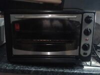 Electric small oven