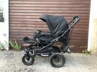 Emmaljunga (Swedish) pushchair/buggy/stroller with original extras