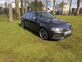 2009 Audi A4 SE TDI 6SP 143BHP