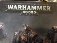 Warhammer space marines unopened