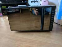 Microwave grill combi oven