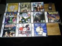 11 NINTENDO DS GAMES