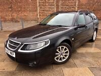 2008 SAAB 9.5 ESTATE AUTO ++ ALLOYS ++ ELECTRIC WINDOWS ++ CD ++ DECEMBER MOT.