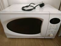 Combi microwave with grill 23l