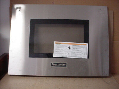 Thermador Stove Outer Door Glass Only w/ Wear/ Sm. Dent Part # 684221 00684221