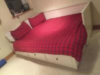 IKEA day bed extendable to double