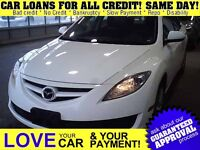 2010 Mazda MAZDA6 GS-I4 * CAR LOANS THAT SUIT YOUR BUDGET