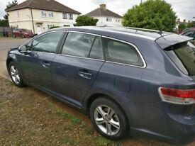 Toyota Avensis 1.8 V-Matic T-2 M-Drive S 5dr