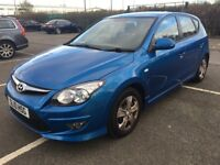 2010 HYUNDAI I30 1.6 CRDi CLASSIC DIESEL 6 SPEED MANUAL £30 ROAD TAX 60 MPG INS GROUP 13
