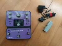 Source audio Soundblox Bass envelop filter with HOT HAND!! Barely Used!!