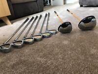 Wilson Ultra High MOI golf clubs